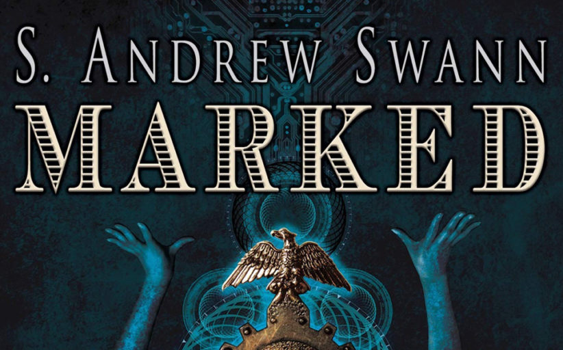 Marked - New Sci-Fi book Review