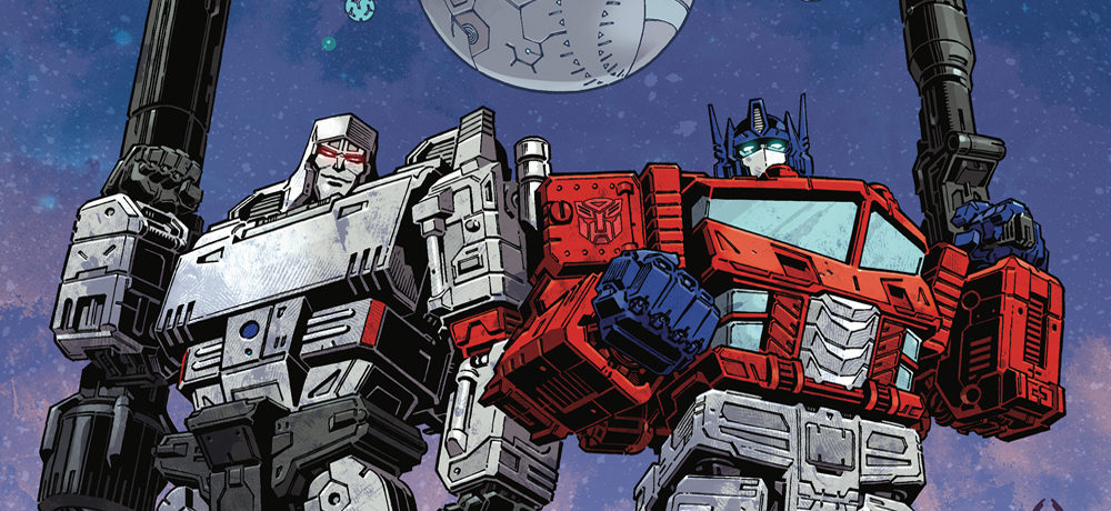 Transformers #1 - Comic review