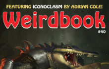 Weirdbook # 40 - Book Review