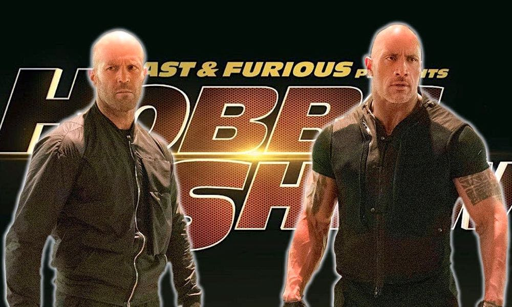 Fast And Furious Presents Hobbs And Shaw 2019 A New Terrific Action Packed Trailer Is Here Sci Fi Movie Page