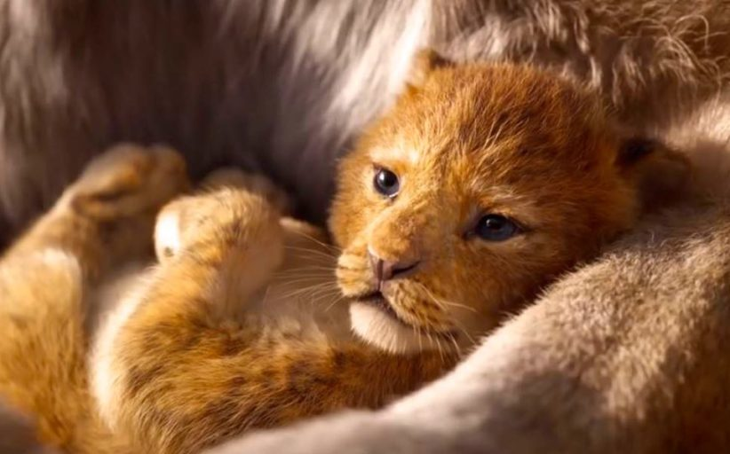 The Lion King (2019) The First Full Trailer Is Here
