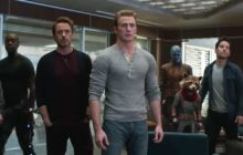 Avengers: Endgame -- Movie Review