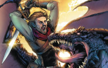 Dragonsblood #1 - Comic review (Zenescope)