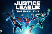 Justice League vs. The Fatal Five - Blu-Ray review
