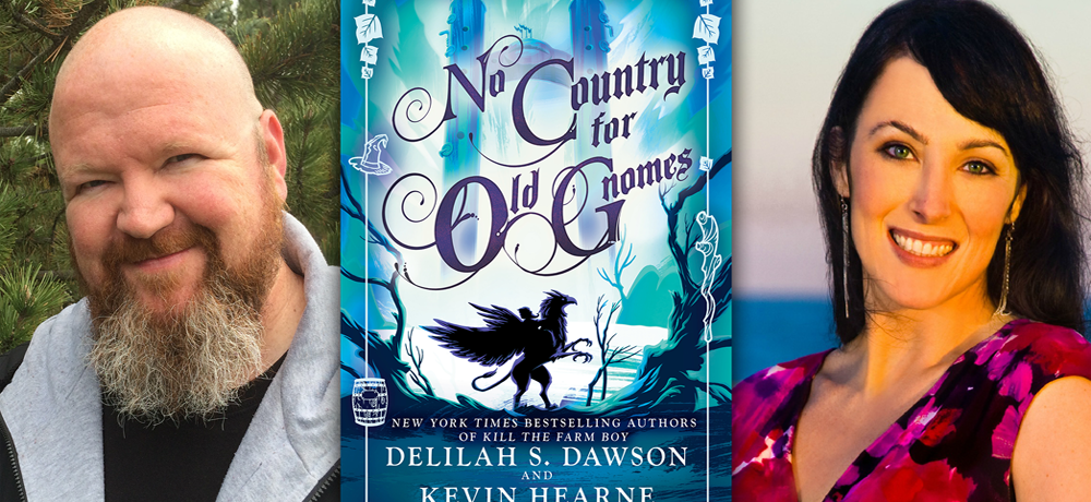 No Country for Old Gnomes - Book Review