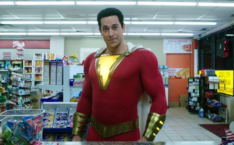 Shazam -- Movie Review