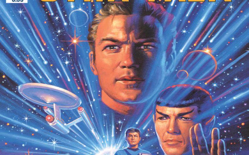 Star Trek Year Five #1 - Comic review