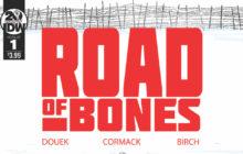 Road of Bones - comic review (IDW)