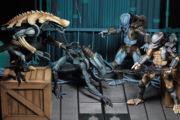NECA releases Aliens vs. Predator Arcade Aliens assortment