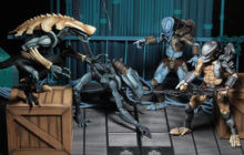 NECA releases Aliens vs. Predator Arcade Aliens assortment