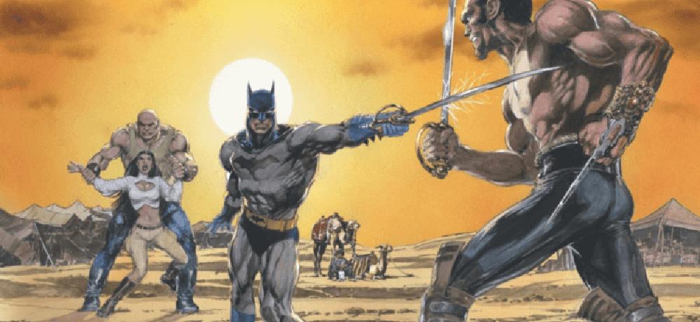 Batman Vs. Ra's Al Ghul by Neal Adams coming in August