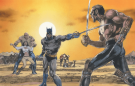 Batman Vs. Ra's Al Ghul by Neal Adams coming in August