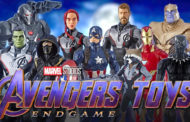 New Avengers: Endgame Figures from Hasbro