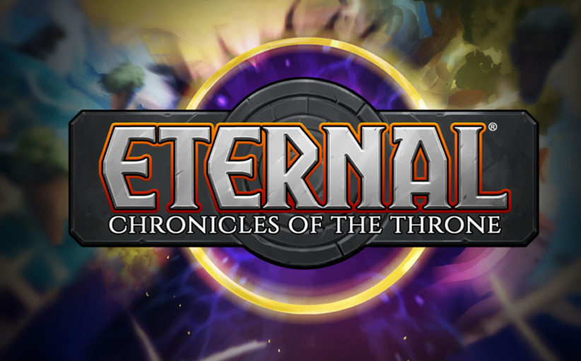 Renegade Games announces Eternal: Chronicles of the Throne