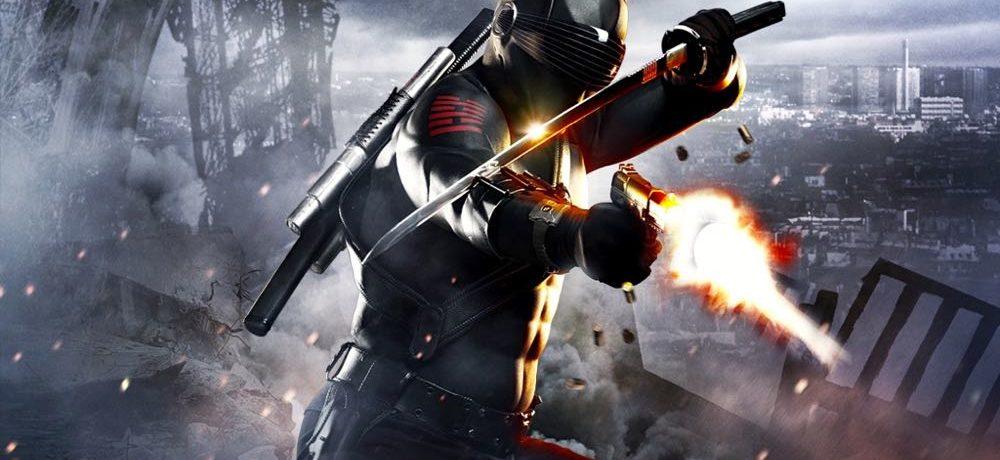 GI Joe Snake Eyes 'Reboot' On The Way
