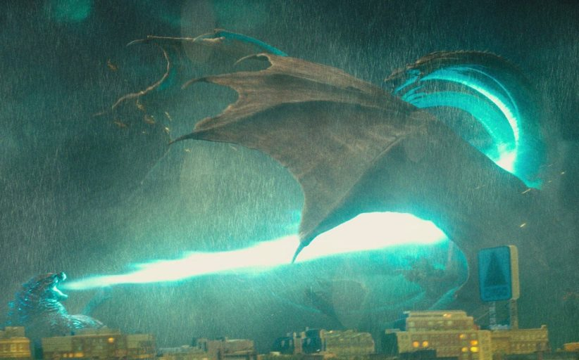 Godzilla: King of the Monsters -- Movie Review