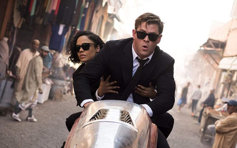 Men in Black: International -- Movie Review