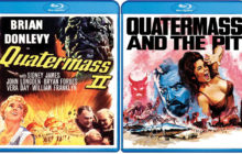 Quartermass 2 and Quartermass and the Pit coming to Blu-Ray