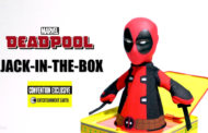 Deadpool Jack-in-the-Box Convention Exclusive from Entertainment Earth