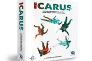 Preview of Icarus - New RPG coming from Renegade Games