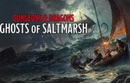Ghosts of Saltmarsh - Adventure Game book review