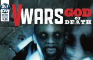 V Wars: God of Death #1 - comic review IDW