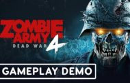 First Gameplay video for Zombie Army 4: Dead War
