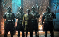Iron Sky 2: The Coming Race - Movie review