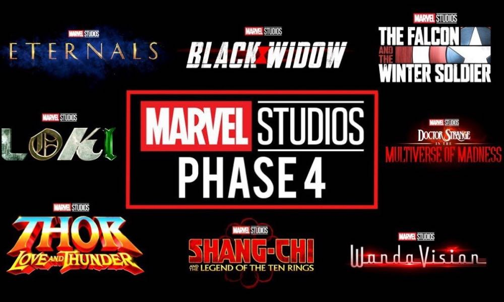 Marvel Phase Four News Movies And Disney Plus Sci Fi Movie Page