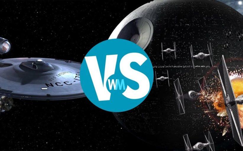 Genre TV Talk 2020: History In The Making: Star Trek v Star Wars Toe To Toe on TV