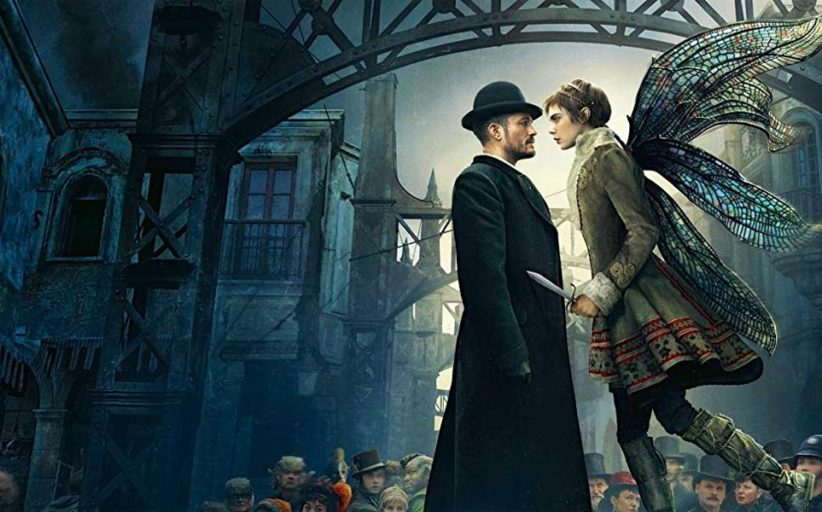 Carnival Row (2019): First Look At Amazon's Dark Steampunk Fairy Tale
