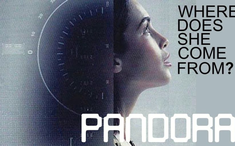 Pandora (2019): First Teaser For The CW's New Sci-FI Series