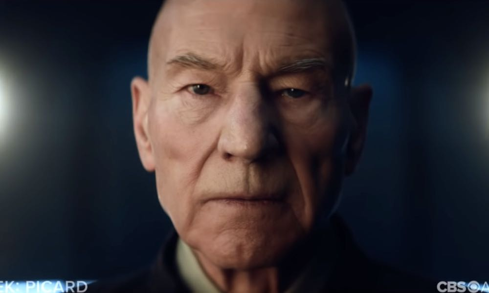 Star Trek: Picard (2019): The First Trailer and Casting News