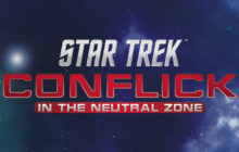 Star Trek: Conflick in the Neutral Zone now available from WizKids