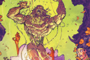 Justice League Dark Annual #1 (DC Comics) review