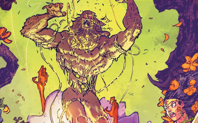 Justice League Dark Annual #1 (DC Comics) review