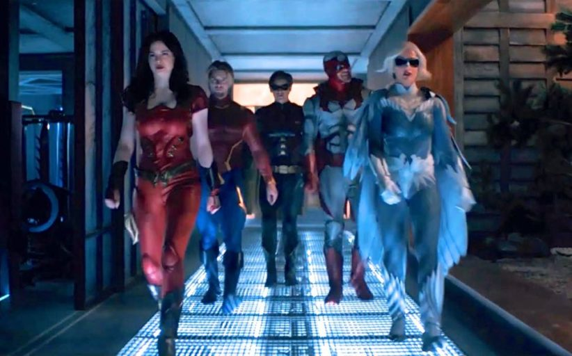 Titans: The First Season 2 Trailer Is Here
