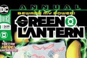 Green Lantern Annual #1 (DC Comics) review