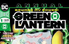 Green Lantern Annual #1 (DC Comics) review