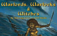 Warlords, Warlocks & Witches now available from DMR Books