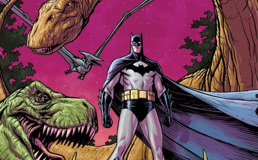 Batman Universe #3 - comic review