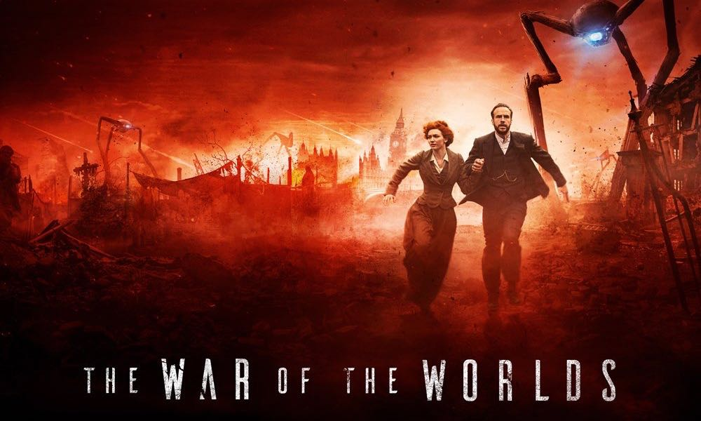 War Of The Worlds (2019) First Trailer For The BBC's New Period Piece Mini Series