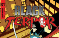 The Black Terror #1 - comic review