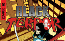 The Black Terror #1 - comic review