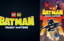 Batman: Family Matters - blu-ray review