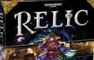 Relic - Latest Warhammer 40,000 game now available