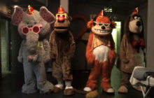 The Banana Splits Movie - Blu-ray review