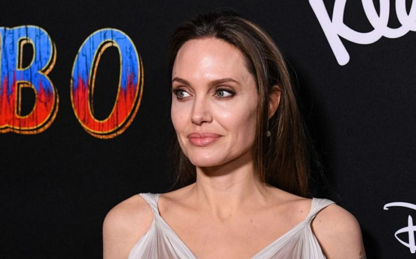 Interview -- Angelina Jolie
