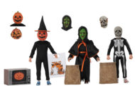 NECA Announces Halloween 3: Season of the Witch Action Figure Set