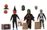 NECA Announces Halloween 3: Season of the Witch Action Figure Set